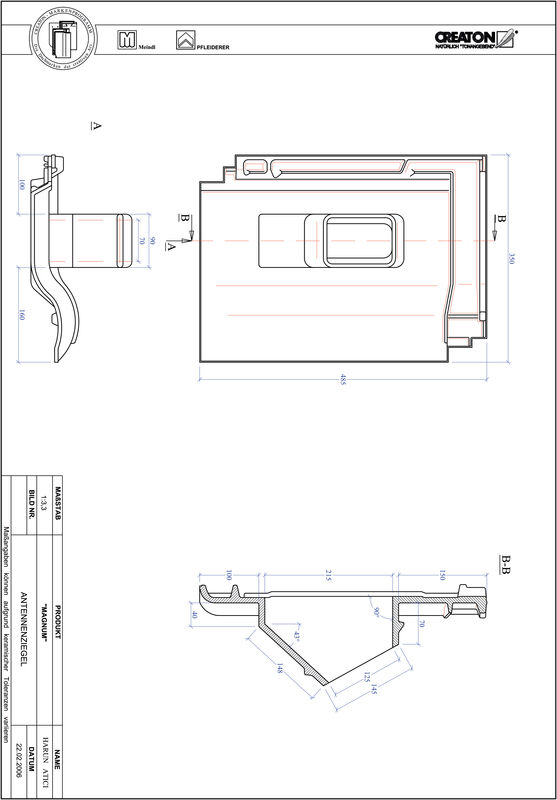 Prodotto file CAD MAGNUM Antenna ANTENNE