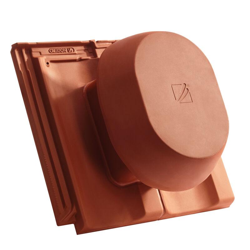 OPT SIGNUM scarico della condensa in ceramica DN 200 mm, incl. adattatore collegamento sottotetto