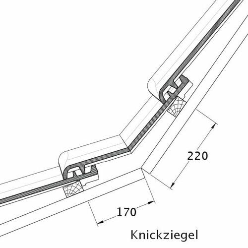 Prodotto disegno tecnico MAGNUM KNZ