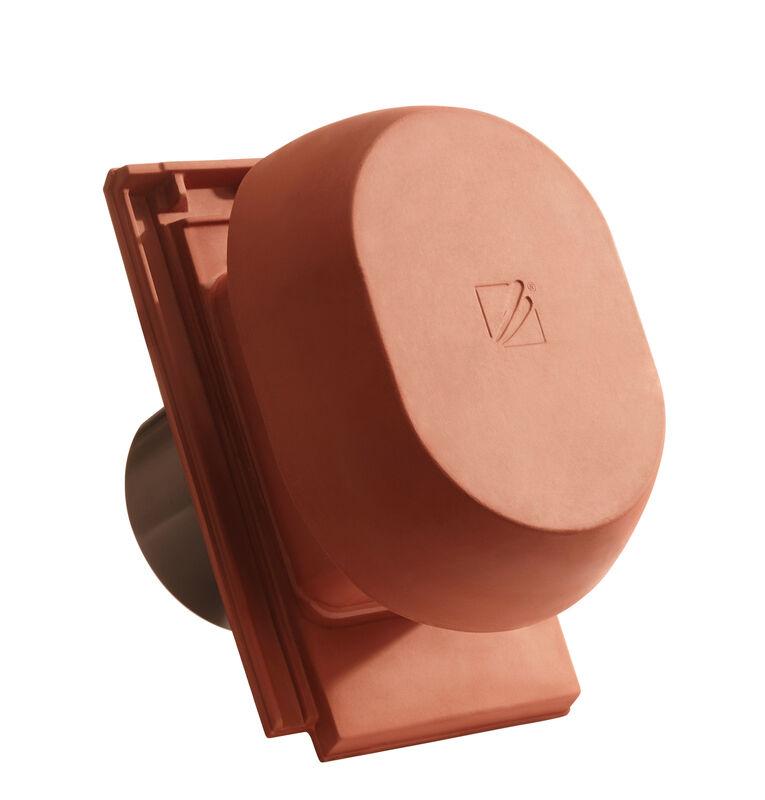 DOM SIGNUM scarico della condensa in ceramica DN 200 mm, incl. adattatore collegamento sottotetto