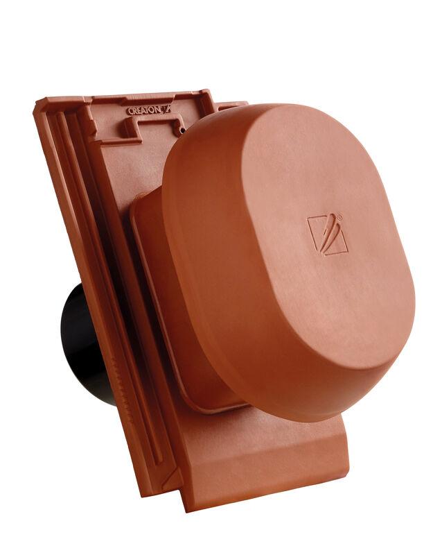 MIK SIGNUM scarico della condensa in ceramica DN 150/160 mm, incl. adattatore collegamento sottotetto