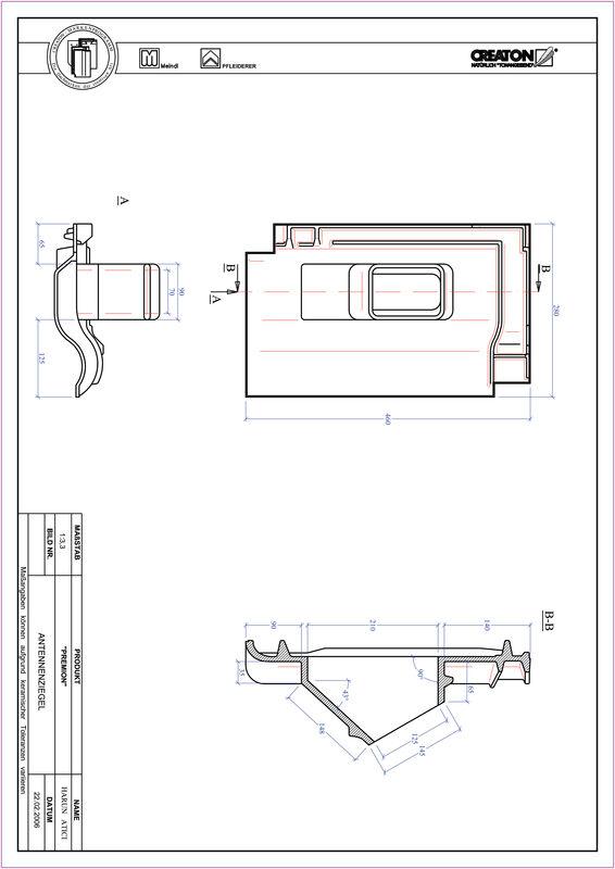 Prodotto file CAD PREMION Antenna ANTENNE