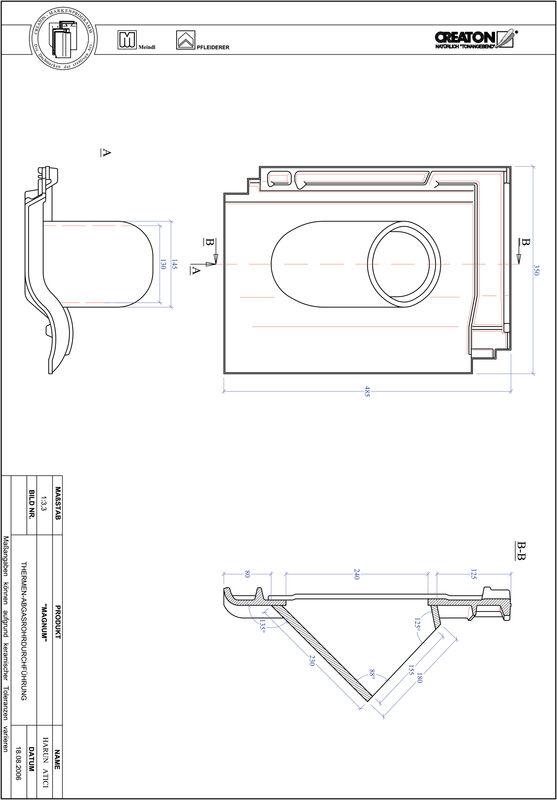 Prodotto file CAD MAGNUM Therme THERME