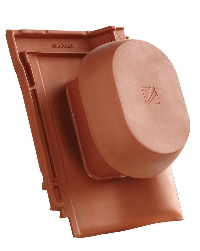 MAG SIGNUM scarico della condensa in ceramica DN 150/160 mm, incl. adattatore collegamento sottotetto
