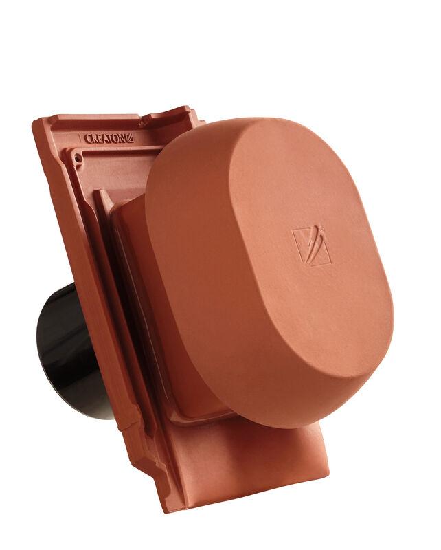 MZ3 KLASSIK SIGNUM scarico della condensa in ceramica DN 150/160 mm, incl. adattatore collegamento sottotetto