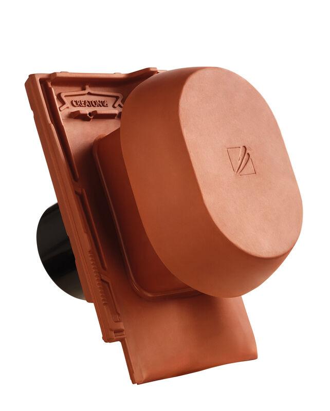 MZ3 NEU SIGNUM scarico della condensa in ceramica DN 150/160 mm, incl. adattatore collegamento sottotetto