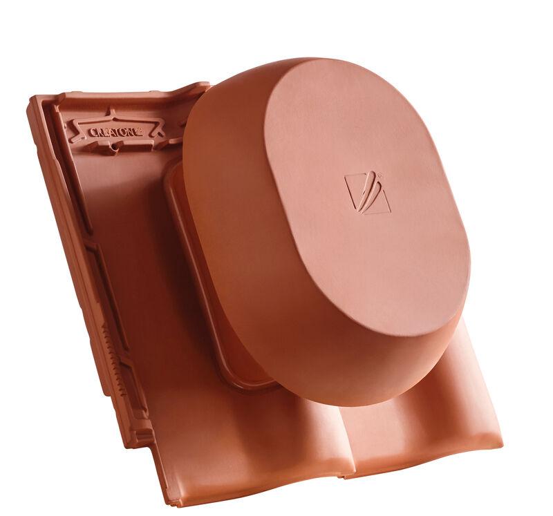 MZ3 NEU SIGNUM scarico della condensa in ceramica DN 200 mm, incl. adattatore collegamento sottotetto