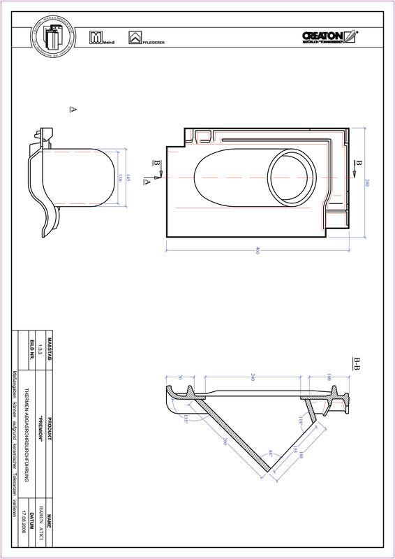 Prodotto file CAD PREMION Therme THERME