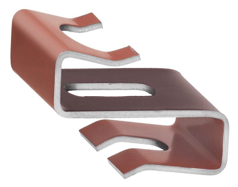 Graffa di colmo alluminio PD