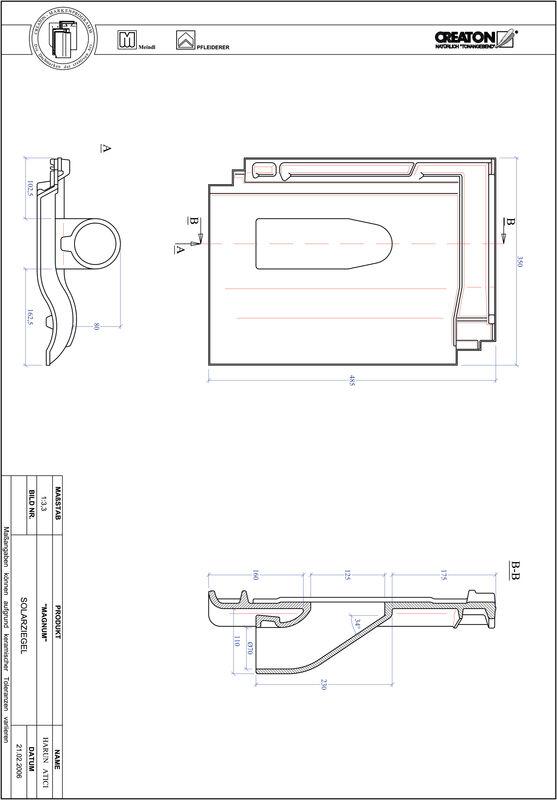 Prodotto file CAD MAGNUM Solar SOLAR