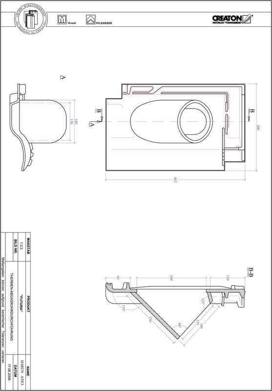 Prodotto file CAD FUTURA Therme THERME