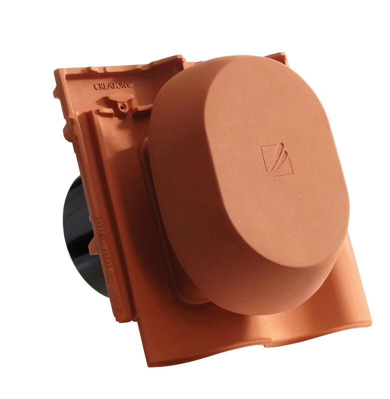 MEL SIGNUM scarico della condensa in ceramica DN 200 mm, incl. adattatore collegamento sottotetto