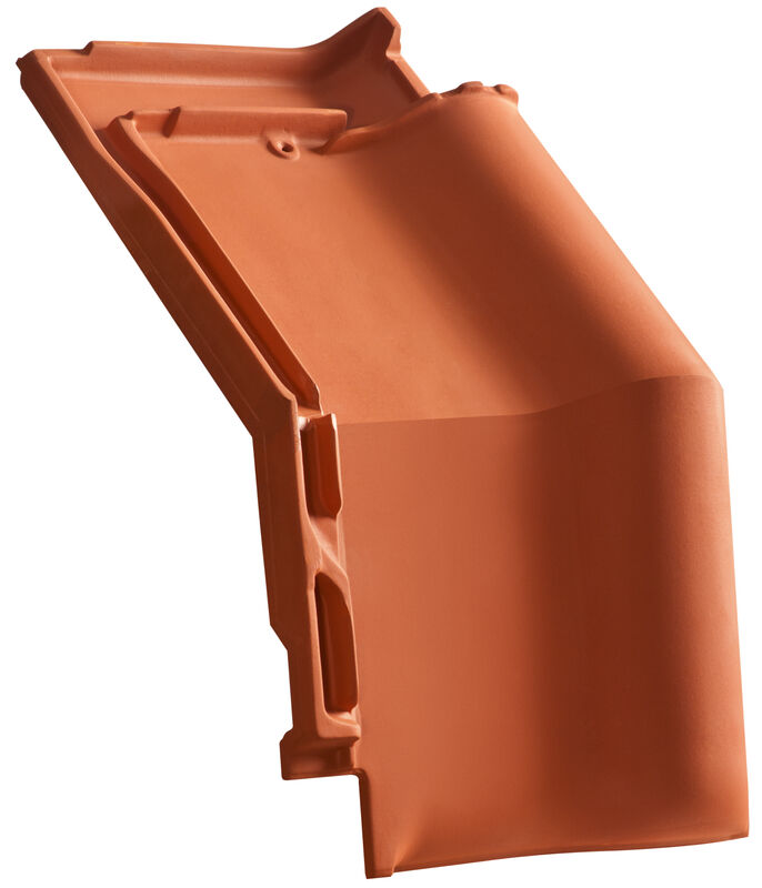 FUT Tegola di mansarda/di spigolo-laterale guarnita dimensione particolare a destra