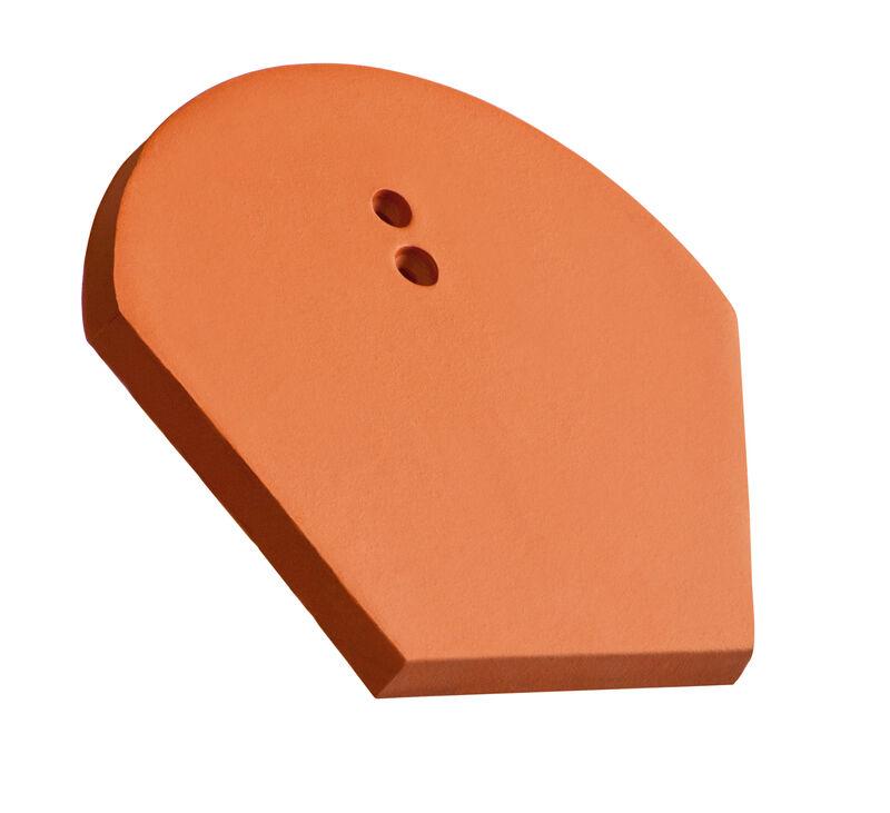 ROG Piastra di colmo iniziale e finale in ceramica BZ