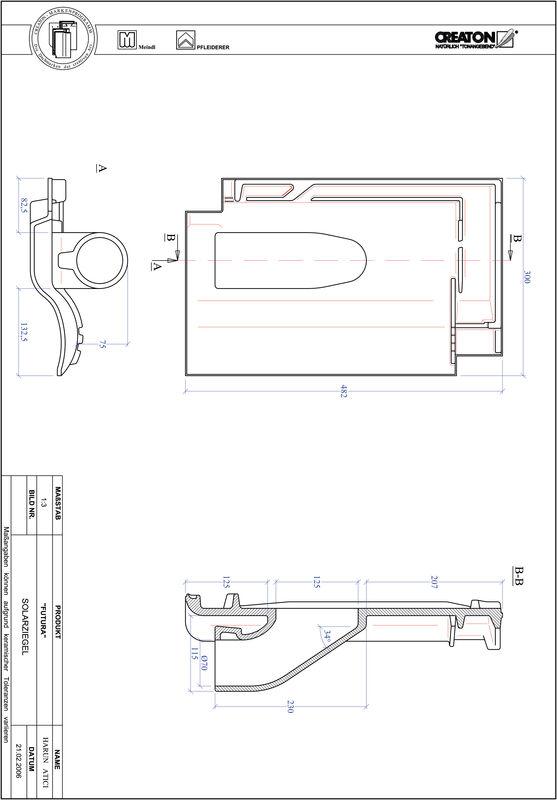 Prodotto file CAD FUTURA Solar SOLAR