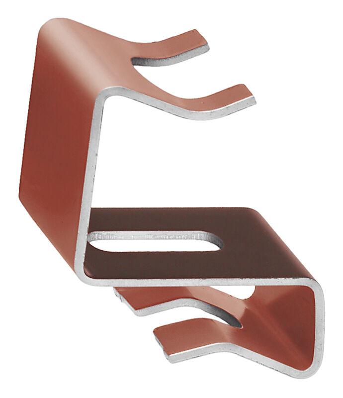 Graffa di colmo alluminio PF