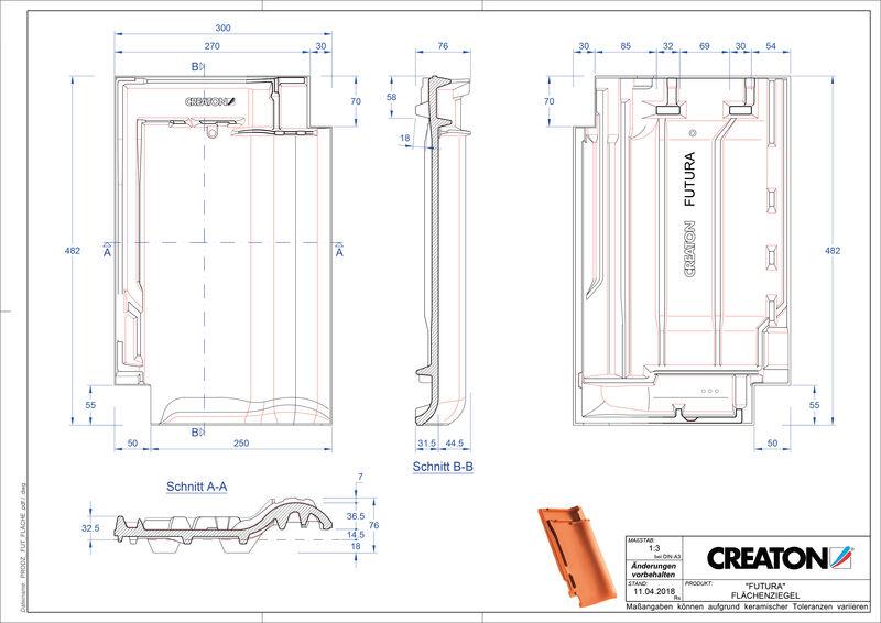 Prodotto file CAD FUTURA Superficie FLA