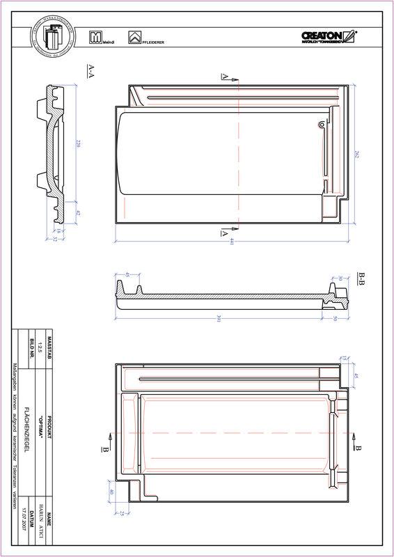 Prodotto file CAD TERRA OPTIMA Superficie FLA