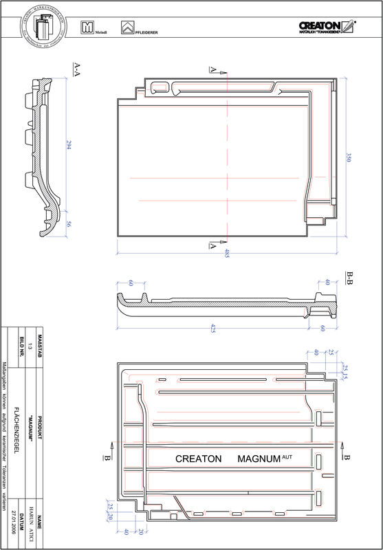 Prodotto file CAD MAGNUM Superficie FLA