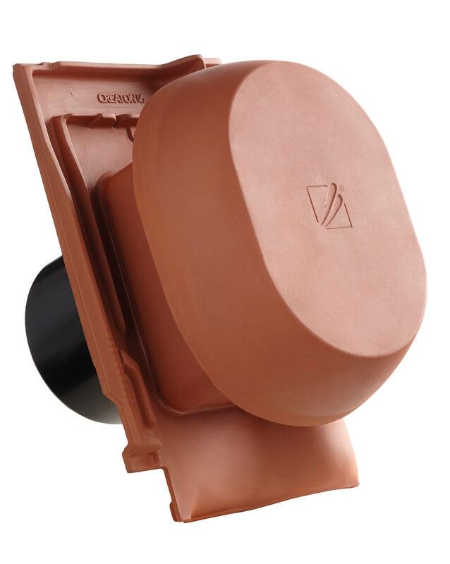 FUT SIGNUM scarico della condensa in ceramica DN 200 mm, incl. adattatore collegamento sottotetto