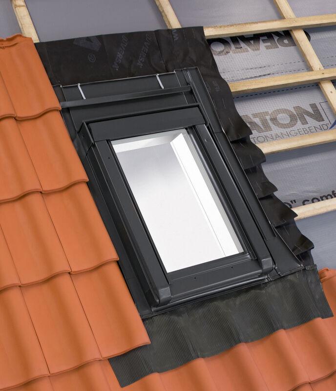 Lucernario a isolamento termico 55 x 78 cm