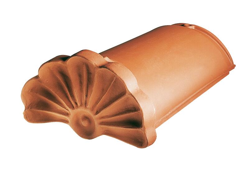 GUT Colmo iniziale in ceramica a forma di conchiglia PP
