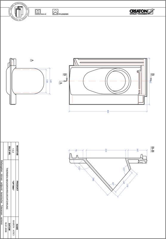 Prodotto file CAD TERRA OPTIMA Therme THERME